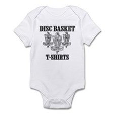 Disc Basket T-Shirts Infant Bodysuit