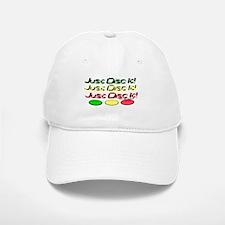 just disc it! Baseball Baseball Cap