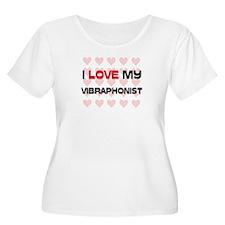 I Love My Vibraphonist T-Shirt