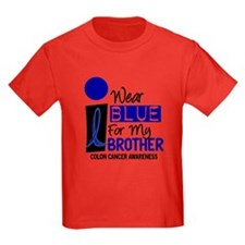 I Wear Blue For My Brother 9 CC T