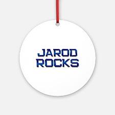 jarod rocks Ornament (Round)