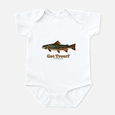 Got Trout? Infant Bodysuit