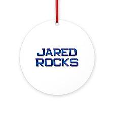 jared rocks Ornament (Round)