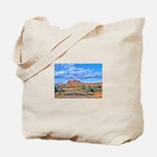 Cathedral Rock Tote Bag