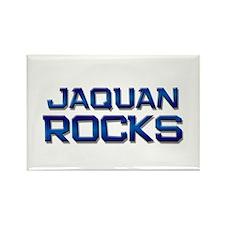jaquan rocks Rectangle Magnet