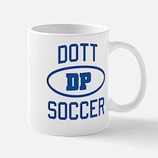 Dott Soccer Mug