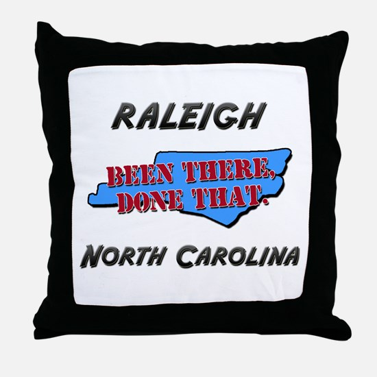 raleigh north carolina - been there, done that Thr