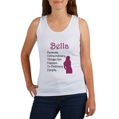 Bella Silhouette Women's Tank Top