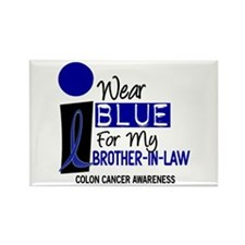 I Wear Blue For My Brother-In-Law 9 CC Rectangle M