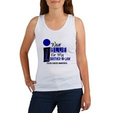I Wear Blue For My Brother-In-Law 9 CC Women's Tan