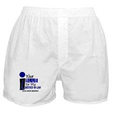 I Wear Blue For My Brother-In-Law 9 CC Boxer Short