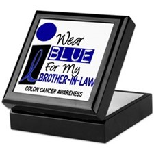 I Wear Blue For My Brother-In-Law 9 CC Keepsake Bo