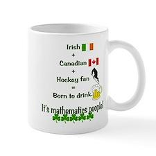 St. Patrick's Day Mathematics Mug