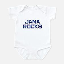 jana rocks Onesie