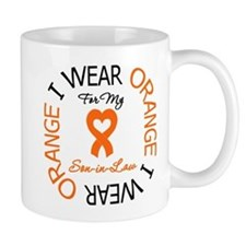 IWearOrange Son-in-Law Mug