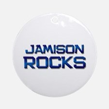 jamison rocks Ornament (Round)