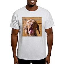 Funny Face Vizsla T-Shirt