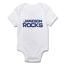 jameson rocks Infant Bodysuit
