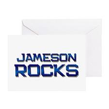 jameson rocks Greeting Card