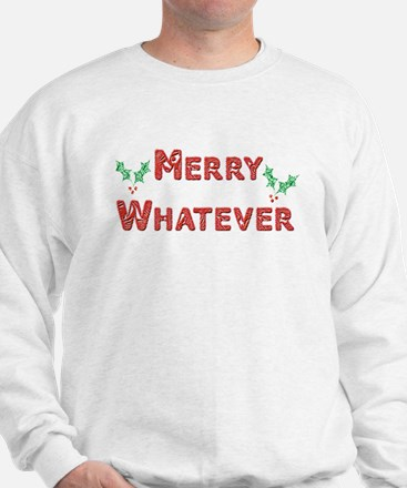 Merry Whatever Jumper