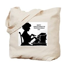Cute Administrative assistant day Tote Bag