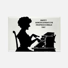 Cute Administrative assistant Rectangle Magnet (10 pack)