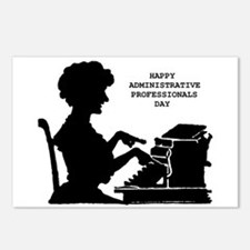 Cute Personal assistant Postcards (Package of 8)