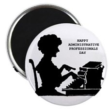 Cute Administrative assistant Magnet