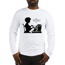 Unique Administrative professional Long Sleeve T-Shirt