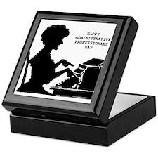 Cute Administrative professional Keepsake Box