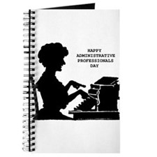 Cute Administrative assistant Journal