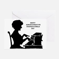 Cool Administrative professional Greeting Card