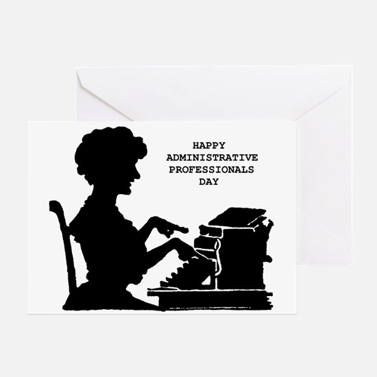Cute Personal assistant Greeting Card