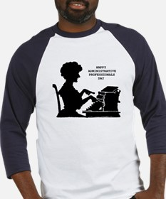 Cute Administrative assistant day Baseball Jersey