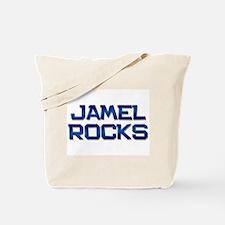jamel rocks Tote Bag