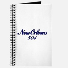 New Orleans 504 area code Journal
