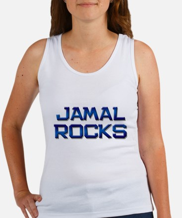 jamal rocks Women's Tank Top