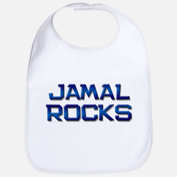jamal rocks Bib