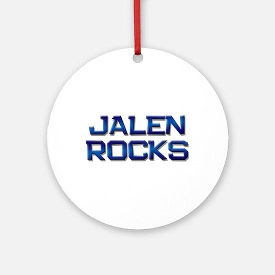 jalen rocks Ornament (Round)