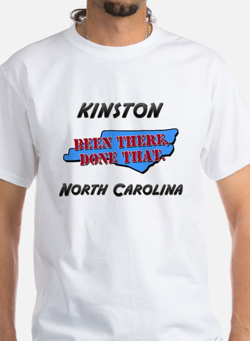 kinston north carolina - been there, done that Whi
