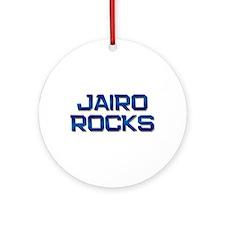 jairo rocks Ornament (Round)
