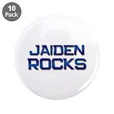 """jaiden rocks 3.5"""" Button (10 pack)"""