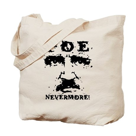 Poe Nevermore Tote Bag