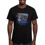 Vancouver Souvenir Men's Fitted T-Shirt (dark)