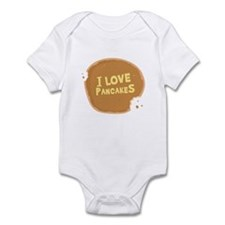 I Love Pancakes - Infant Bodysuit