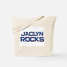 jaclyn rocks Tote Bag