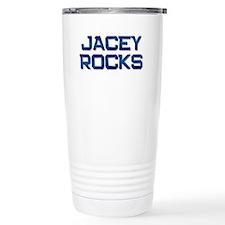 jacey rocks Travel Mug