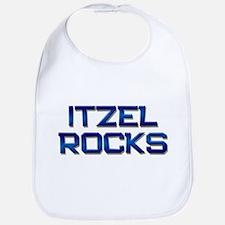 itzel rocks Bib