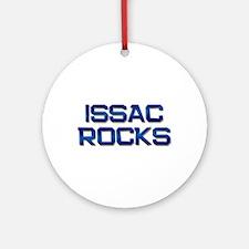issac rocks Ornament (Round)