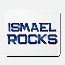 ismael rocks Mousepad